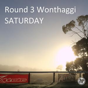 R3 - Saturday Wonthaggi