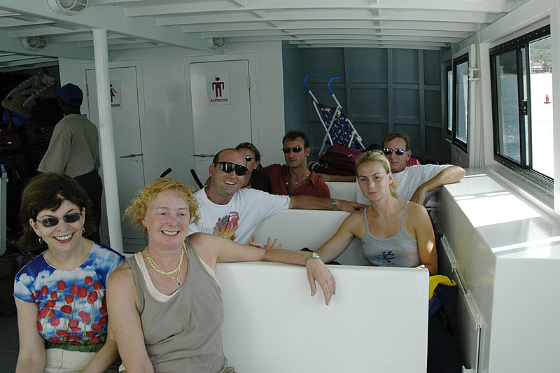 Ferry to the Airport