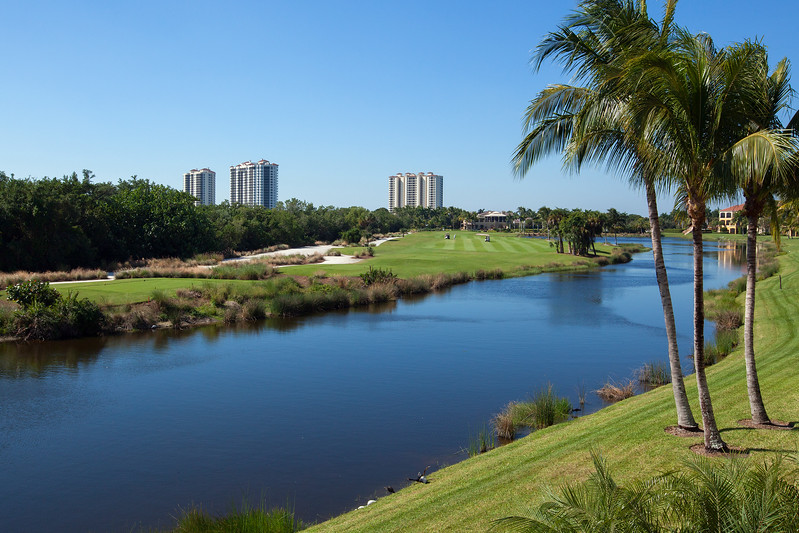 Hammock Bay - Golf course