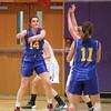 Hammondsport and Bradford/Dundee girls basketball 1-15-16.