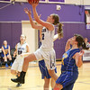 Hammondsport and Bradford/Dundee girls basketball 1-15-16.