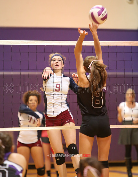 Hammondsport and Watkins Glen Volleyball 10-16-15.