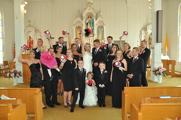 Hammons Wedding