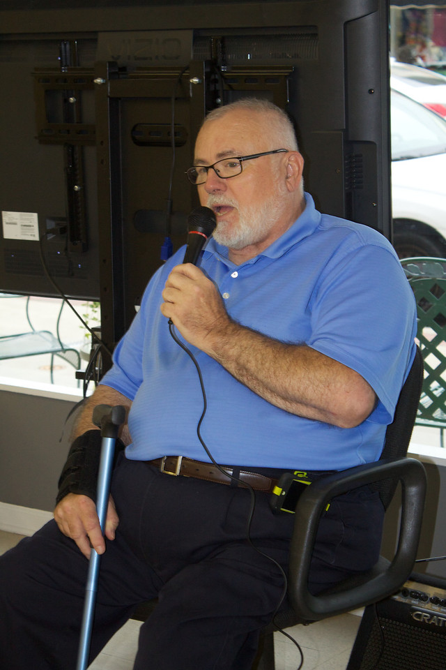 HAC Simple Life Reception 8-3-2012