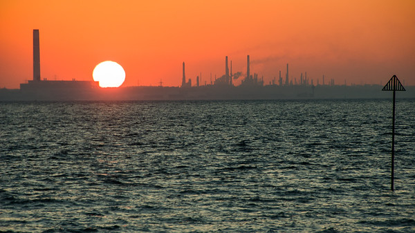 Fawley Power Station and Refinery