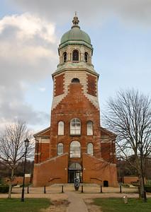 Royal Victoria Hospital Chapel in Hampshire