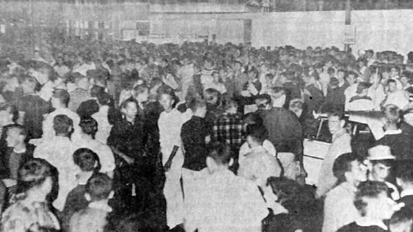 Hampton Beach Riot of 1964