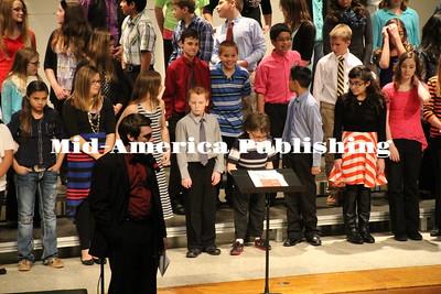 H-D Junior High Concerts