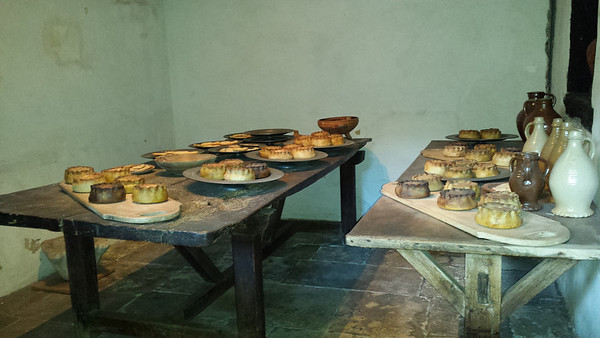 More pies..can you imagine the mouth watering smells here!
