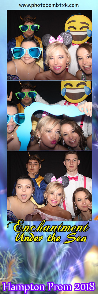 Hampton Prom 2018