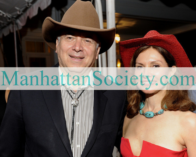 WATERMILL-AUGUST 22: Martin Shafiroff, Jean Shafiroff  attend BEST BUDDIES Hamptons Gala 2009 on Friday, August 21, 2009 at the home of Anne Hearst McInerney & Jay McInerney, Watermill, New York (Photo Credit: ©ManhattanSociety.com by Gregory Partanio)