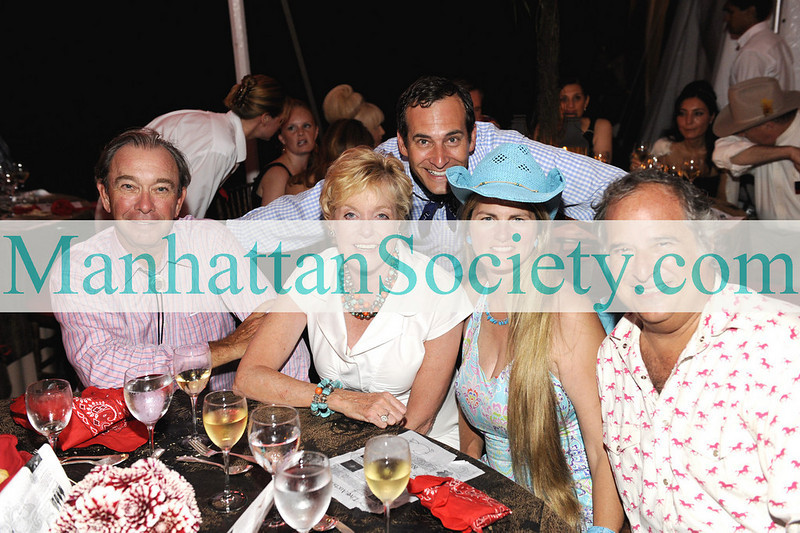 WATERMILL-AUGUST 22: Guests attend BEST BUDDIES Hamptons Gala 2009 on Friday, August 21, 2009 at the home of Anne Hearst McInerney & Jay McInerney, Watermill, New York (Photo Credit: ©ManhattanSociety.com by Stuart Rinzler)