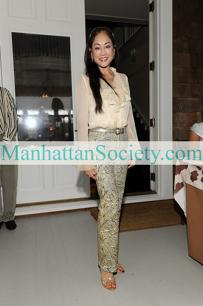 WATERMILL-AUGUST 22: Lucia Hwong-Gordon attend BEST BUDDIES Hamptons Gala 2009 on Friday, August 21, 2009 at the home of Anne Hearst McInerney & Jay McInerney, Watermill, New York (Photo Credit: ©ManhattanSociety.com by Gregory Partanio)