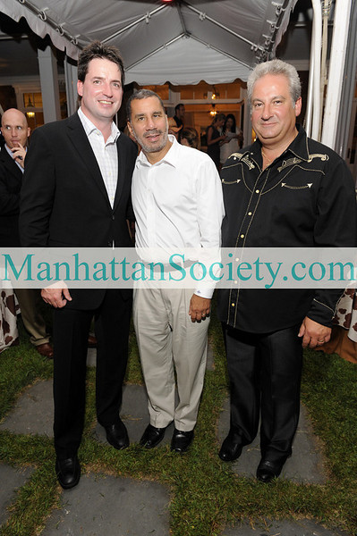 """WATERMILL-AUGUST 22: VIP Guest, Governor David A. Paterson, <a href=""""http://www.rickgarveymd.com/"""" target=""""_blank"""">Dr. Richard Garvey</a> attend BEST BUDDIES Hamptons Gala 2009 on Friday, August 21, 2009 at the home of Anne Hearst McInerney & Jay McInerney, Watermill, New York (Photo Credit: ©ManhattanSociety.com by Gregory Partanio)"""