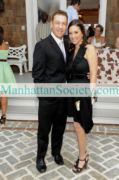 WATERMILL-AUGUST 22: Guests attend BEST BUDDIES Hamptons Gala 2009 on Friday, August 21, 2009 at the home of Anne Hearst McInerney & Jay McInerney, Watermill, New York (Photo Credit: ©ManhattanSociety.com by Gregory Partanio)
