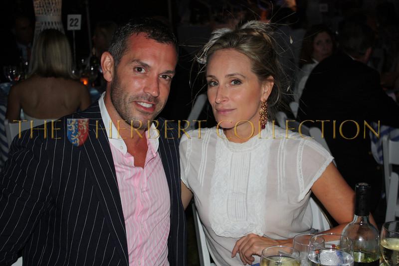 Robert Parry and Sonja Tremont Morgan