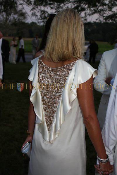 Heather Mnuchins beautiful dress