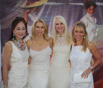 "Lucia Hwong-Gordon ""Fashion Committee"" wearing Dennis Basso, Jacqueline Murphy Stahl, Sara Herbert-Galloway, Ramona Singer; Real Housewives of New York"
