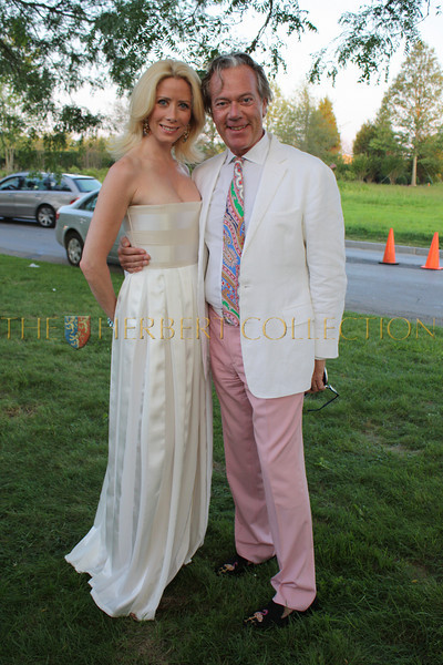 Suzanne Murphy Albertson and Robert Albertson