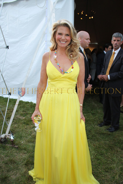 """Christie Brinkley Honorary Chair of Southampton Hospital Centennial Summer Event. Chuck Scarborough, Master of Ceremonies, Janna Bullock, Margo Nederlander, Stewart and Bonnie Lane, R Couri Hay, Heather Mnuchin, Marty Richards, Tory Burch attend Photos and Story Sara Herbert-Galloway  <a href=""""http://www.herbertcollection.com"""">http://www.herbertcollection.com</a>"""