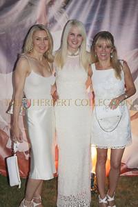 Jacqueline Murphy Stahl, Sara Herbert-Galloway and Ramona Singer