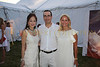 Lucia Hwong Gordon, Steve and Heather Mnuchin
