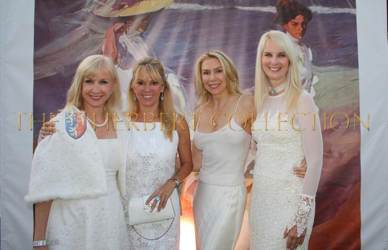Katlean De Monchy, Ramona Singer, Jacqueline Murphy Stahl, Sara Herbert-Galloway