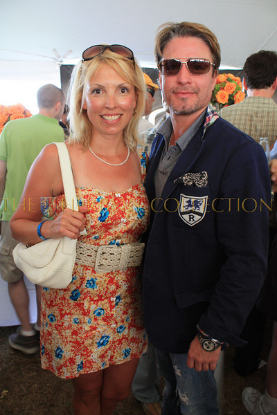 Gwen Bokine and Brian Hogan