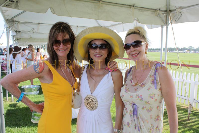 Lee Fryd (Newsday), Lucia Hwong-Gordon, Adrianna Kaeggi