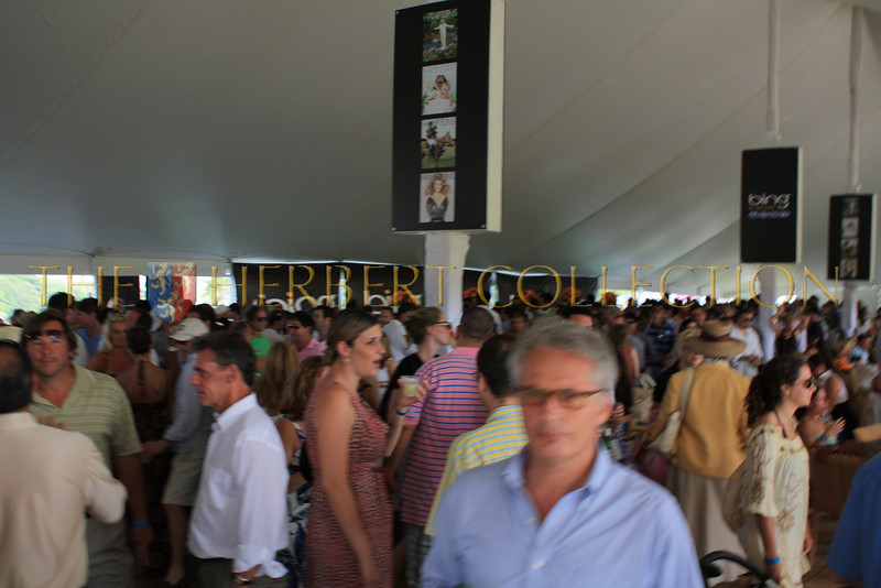The Vip tent