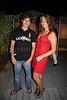 Justin Galloway and Nikki Ramarez