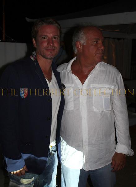 Brian Hogan and Jeff Winick
