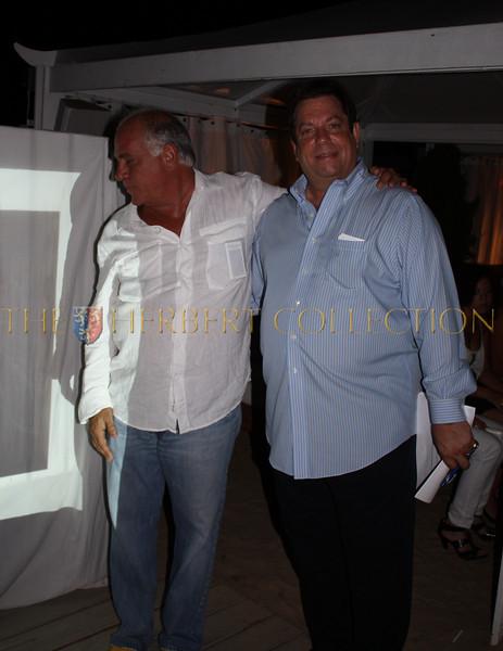 Jeff Winick and Mitchell Modell