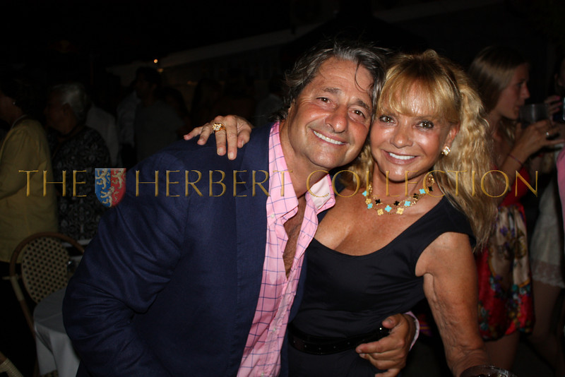 Dr. Larry Rosenthal and Rozlyn-Anne Shapiro