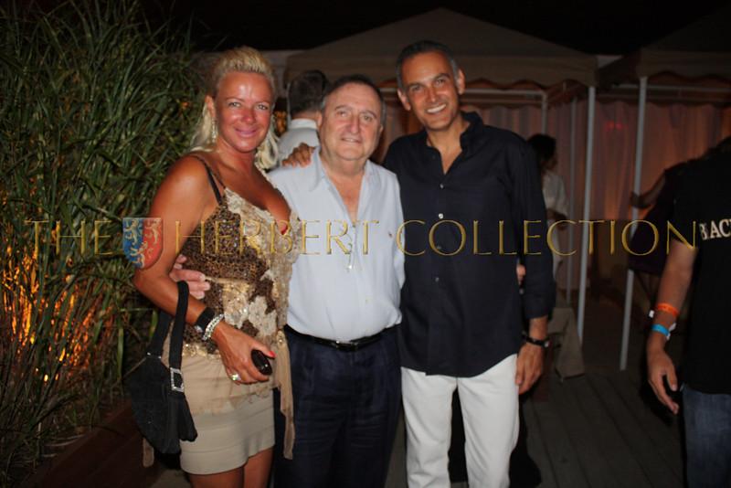 Beverly Kasdin, Jerry Kremer and David Zedeh