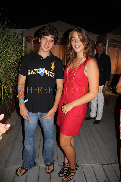 Justin Galloway and Nikki Ramirez