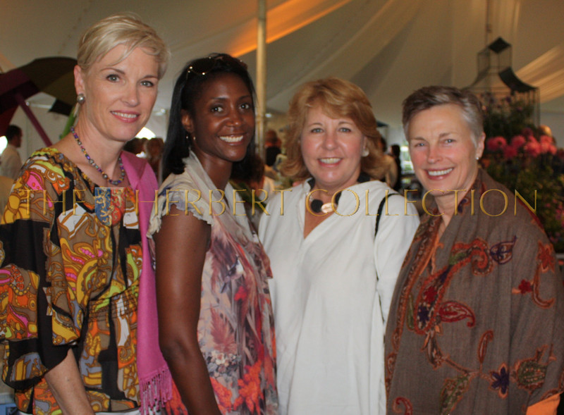 Cecile Richards (Planned Parenthood Federation of America), Cathleen Tait (National Board Member), Valerie McCarthy (National Board Chair), Annette Cumming (National Board Member)