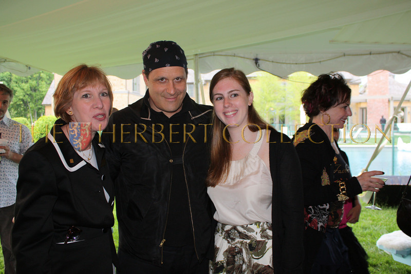 Reina Schiffrin, Isaac Mizrahi and