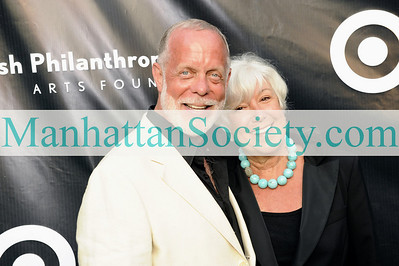 EAST HAMPTON-JULY 18: Fred Kleisner, Johnna Kleisner attend Rush Philanthropic Arts Foundation's 10th Anniversary ART FOR LIFE Benefit on Saturday, July 18, 2009 at Russell Simmons' East Hampton Estate, East Hampton, New York (Photo Credit: ManhattanSociety.com by Gregory Partanio)