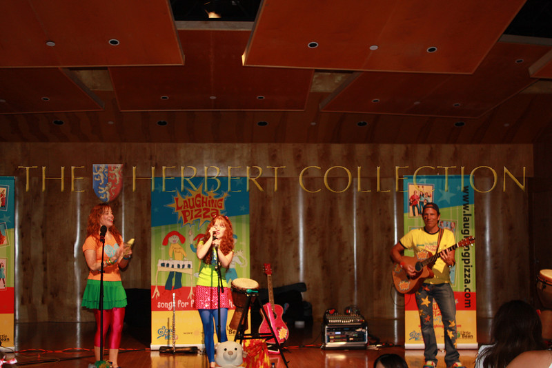 Laughing Pizza performs at Southampton Cultural Center