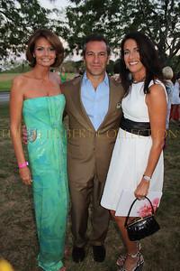 Lydia Touzet, Royce and Donna Poyiadjis