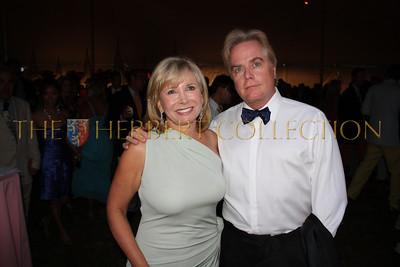 Sharon Bush and Charles Smith