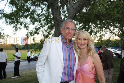 Barry Klarberg and Sara Herbert-Galloway