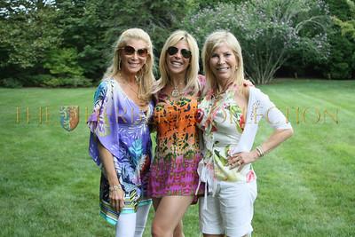 Michelle Walker, Amy Kaplan and Regina Kravitz