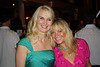 Sara Herbert-Galloway and Jennifer Blum at Oceana Benefit in Water Mill