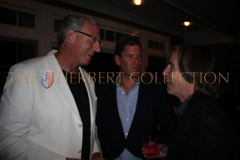 Barry Klarberg; Monarch Management, Don Freytag; Ocean Vodka (Sponsor) and Jackson Browne
