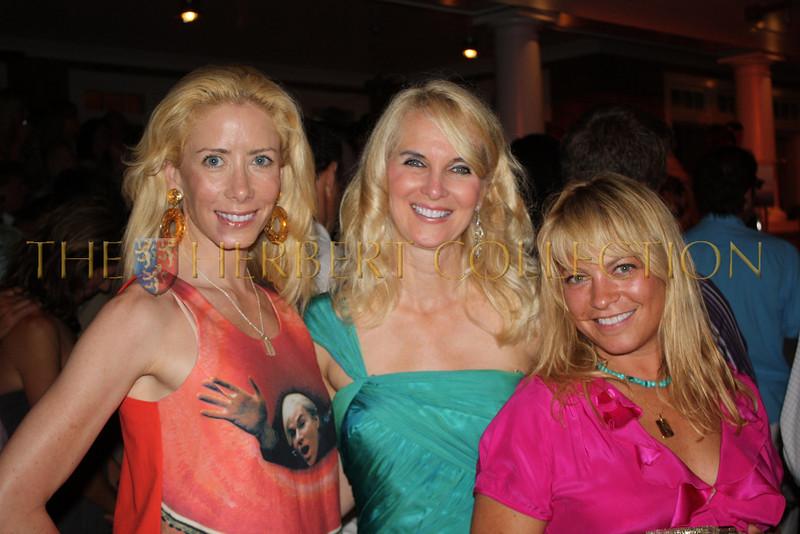 Suzanne Murphy, Sara Herbert-Galloway and Jennifer Blum