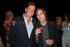 Don Freytag; Chief Marketing and Sales Officer Ocean Vodka (Sponsor) and Jackson Browne