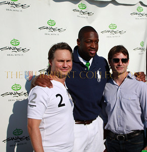 "Jason Binn, Dwayne Wade ""Miami Heat"" and NASCAR's Jeff Gordon"