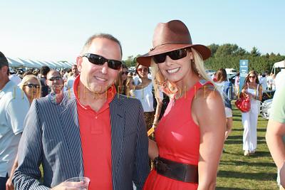 Dan Fontana and Beth Ostrosky Stern